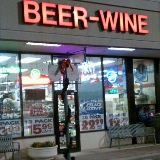 Classic Beer & Wine