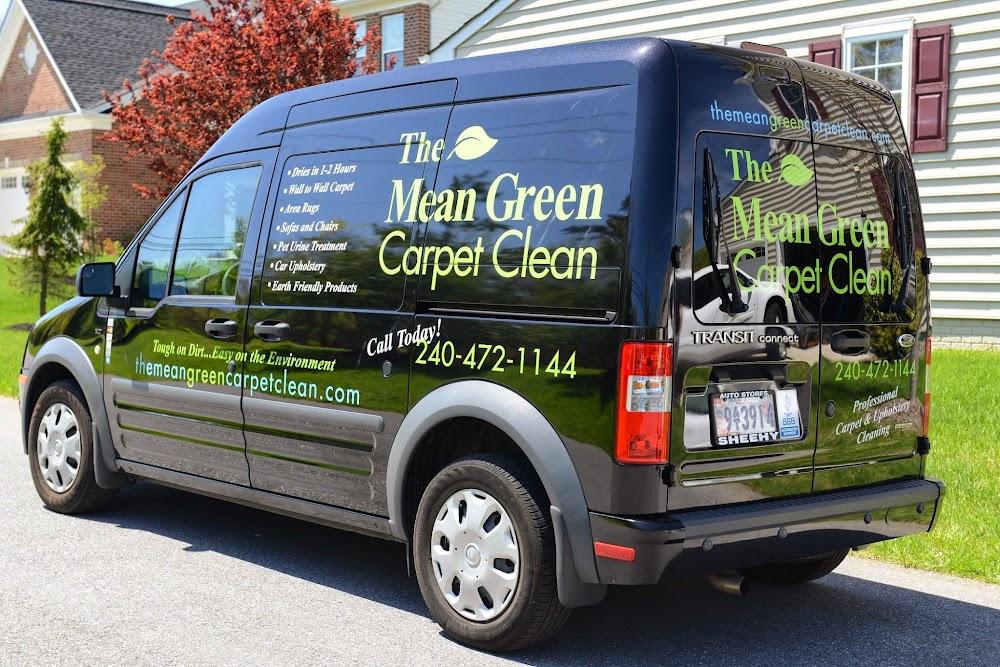 The Mean Green Carpet Clean